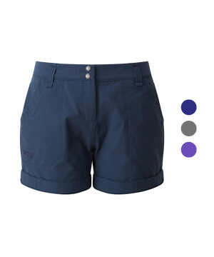 Pantaloni Donna Montagna Helix Short Rab Sport2000