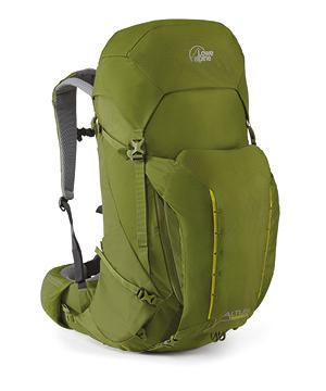 Lowe Alpine zaino Altus 42-47 verde